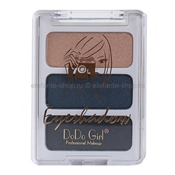 Тени для век DoDo Girl Eyeshadow #04