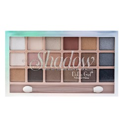 Тени для век DoDo Girl Shadow Palette