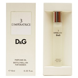Dolce & Gabbana №3 L'imperatrice For Women oil 10 ml